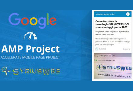 Google AMP Project Accelerated Mobile Pages